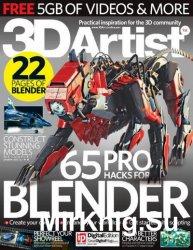 3D Artist Issue 96 2016