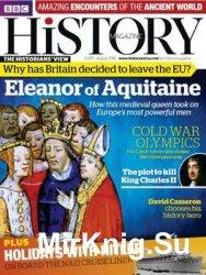 BBC History 2016-08
