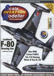 Scale Aviation Modeller Internatational №5 2004