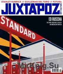 Juxtapoz August 2016