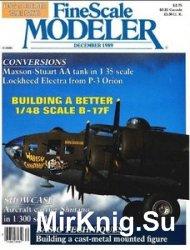 FineScale Modeler 1989-12