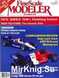 FineScale Modeler 1989-11