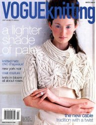 Vogue knitting - Winter 2006-2007
