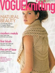 Vogue Knitting - Spring/Summer 2009
