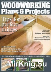 Woodworking Plans & Projects №104 - March 2015