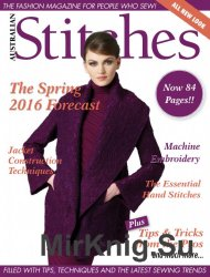 Australian Stitches - Vol.24 No.12 2016