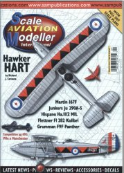 Scale Aviation Modeller Internatational №7 2004