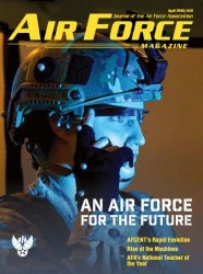Air Force Magazine №4 2016