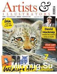 Artists & Illustrators August 2016
