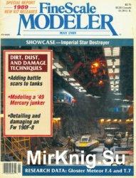 FineScale Modeler 1989-05