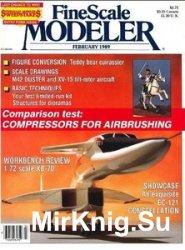 FineScale Modeler 1989-02