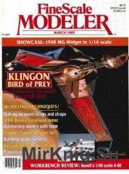 FineScale Modeler 1989-03