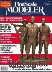 FineScale Modeler 1989-01