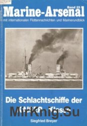 Marine-Arsenal 025 - Die Schlachtschiffe der Kaiser-Klasse