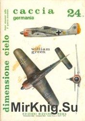 Dimensione Cielo 24-II - Caccia Germania vol.2