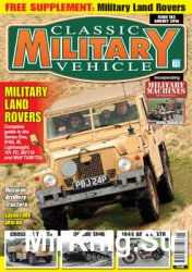 Classic Military Vehicle №183