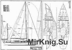 Чертежи яхт фирмы E.G. Van De Stadt Scheepswerf N.V.