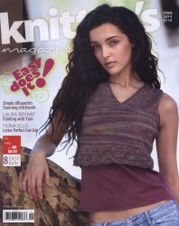 Knitter's Magazine - Spring 2014