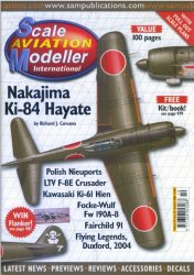 Scale Aviation Modeller Internatational №10 2004