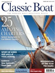 ClassicBoat №2 2012