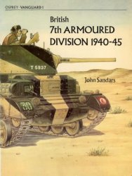British 7th Armoured Division 1940-45