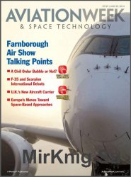 Aviation Week & Space Technology  -  30 June 2014