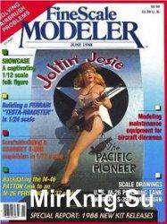 FineScale Modeler 1988-06