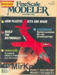 FineScale Modeler 1988-12