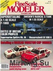 FineScale Modeler 1988-10