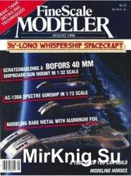 FineScale Modeler 1988-08