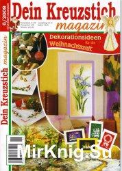 Dein Kreuzstich Magazin №6 2009