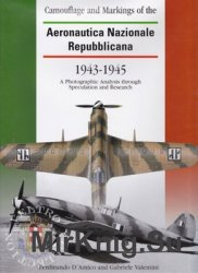 Camouflage and Markings of the Aeronautica Nazionale Repubblicana 1943-1945