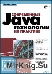 Современные Java-технологии на практике (+CD)