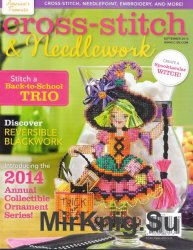 Cross-stitch & Needlework - September 2014