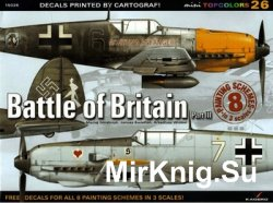 Battle of Britain. Part III  (Kagero Topcolors 15026)
