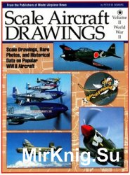 Scale Aircraft Drawings. Volume 2 - World War II