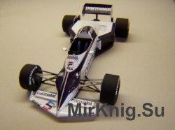 Brabham BT 52 BMW, Nelson Piquet, GP Brazil 1983 [Rado]