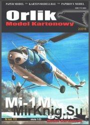 Вертолёт Ми-1М / Mi-1M [Orlik 112]