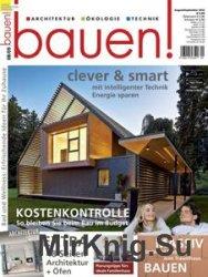 Bauen! - August/September 2016