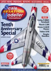 Scale Aviation Modeller Internatational №1 2005