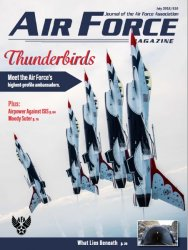 Air Force Magazine №7 2016