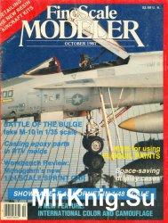 FineScale Modeler 1987-10