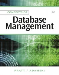 Concepts of Database Management, 7th Edition