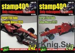 Ferrari F150 [Stampa400, № 242-243]