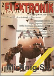Nowy Elektronik №2 2001