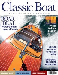 ClassicBoat №5 2012