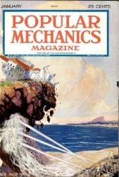 Popular Mechanics №1 1924
