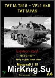 Tatrapan 815 VP 21 [Elektron-Zenit 2-3/1997]