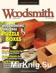 Woodsmith Magazine №226 - August/September 2016
