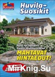 Каталог финских проектов деревянных домов